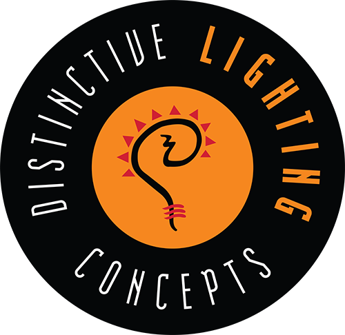 Distinctive Lighting Concepts Logo
